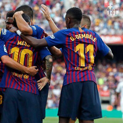 FC Barcelona v Deportivo Alavs - VIP Hospitality Tickets
