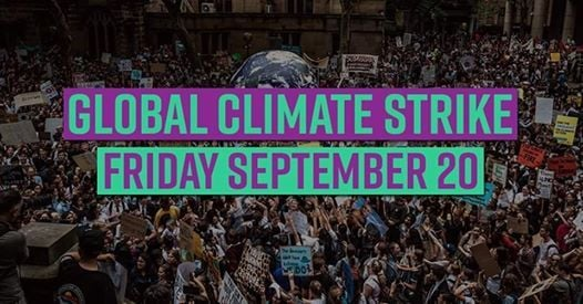 Brisbane Global ClimateStrike