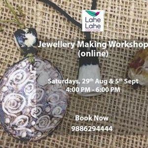 Jewellery Making Workshop (online)