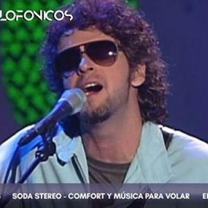 Soda Stereo - Comfort Y Msica Para Volar en PH