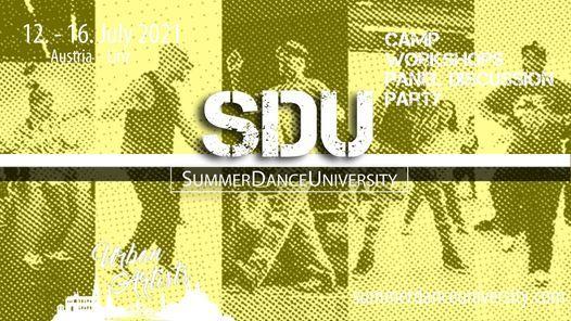 Summer Dance University 2021, 12 July | Event in Linz | AllEvents.in