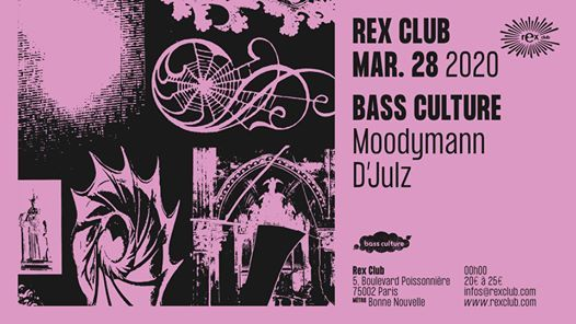 Bass Culture Moodymann & DJulz