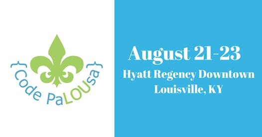 Code PaLOUsa 2019 at Hyatt Regency Louisville, Louisville