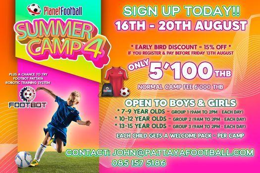 PF Summer Camp 4