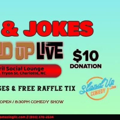 Jerk & Jokes (Comedy Show)