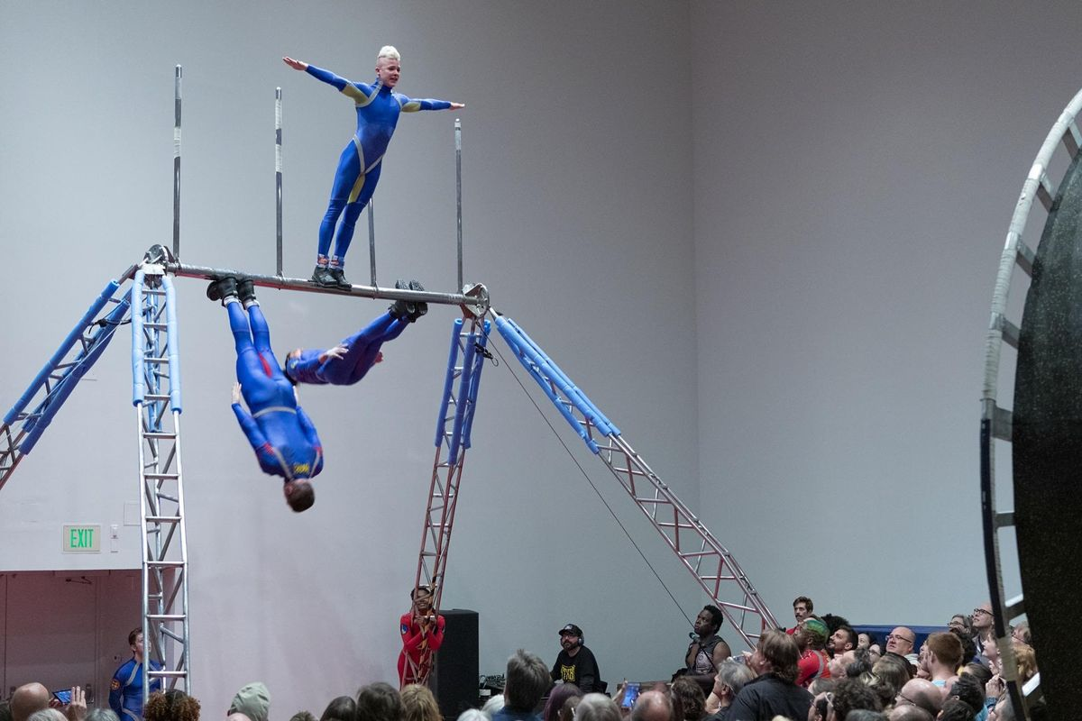 STREB EXTREME ACTION at Manhattan West | Event in New York | AllEvents.in