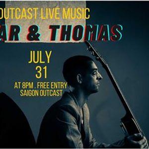 Outcast Friday Live Music  Eldar & Thomas
