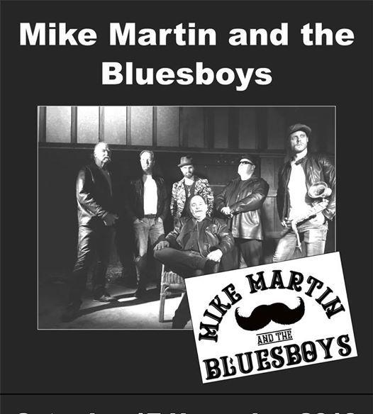 Mike martin & the bluesboys