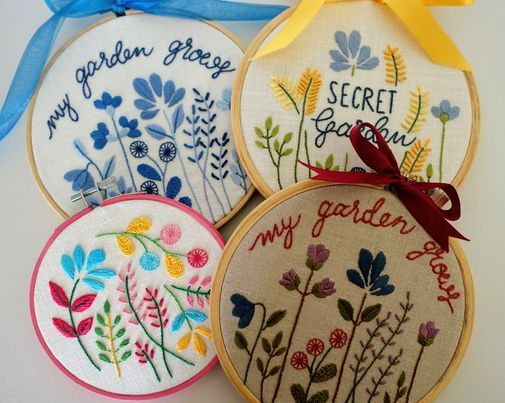 Classic Hand Embroidery - Beginner | Event in Petaling Jaya | AllEvents.in