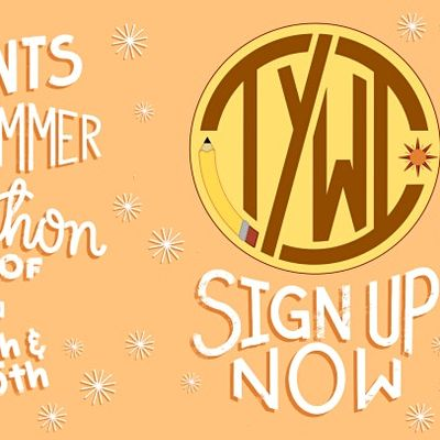 The Young Writers Initiatives Summer Writeathon