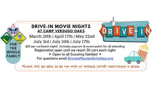 Drive-In Movie Night - Yogi Bear the Movie, 22 May | Event in Castaic | AllEvents.in