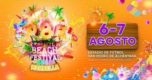 Reggaeton Beach Festival 2022 (Marbella), 30 July | Event in Marbella | AllEvents.in