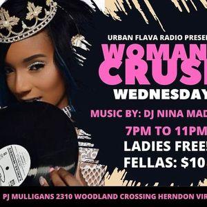 Crush Woman Wednesday