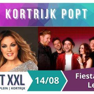 Kortrijk Popt Fiesta Perez en Level Six