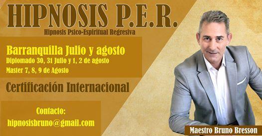 Diplomado y Master de hipnosis PER Barranquilla