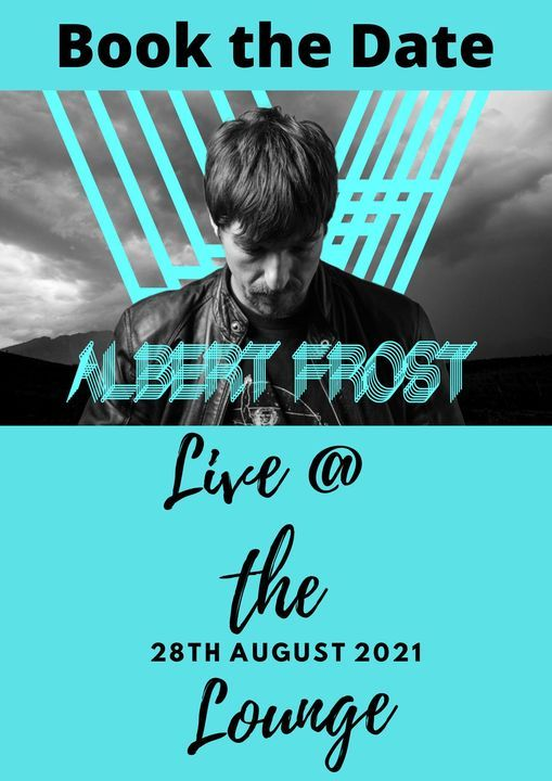 Albert Frost plays The Blues, 28 August | Event in Cape Town | AllEvents.in