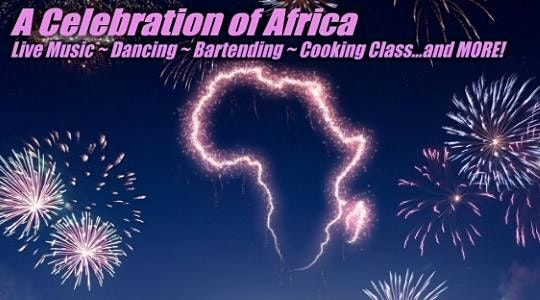 VIRTUAL CELEBRATION OF AFRICA: Cooking Class, Live Shows, DJ and More, 14 November | Online Event | AllEvents.in