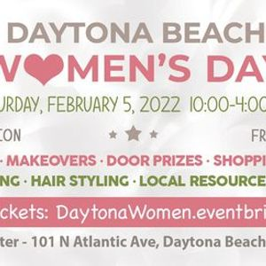 Daytona Beach Womens Day