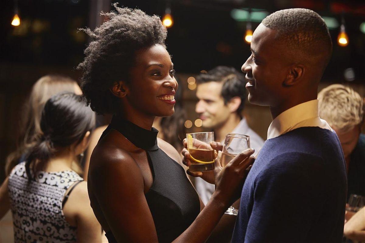 Speed Dating Black Singles Londyn