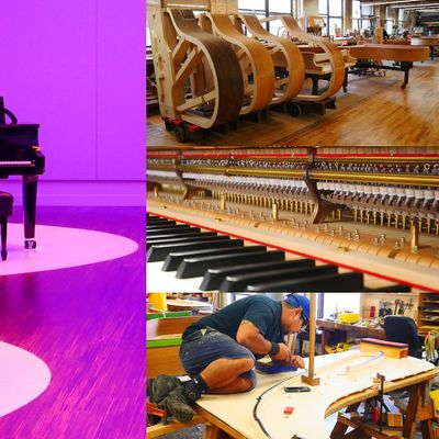 History of Steinway & Sons and Building the Worlds Best Piano Webinar