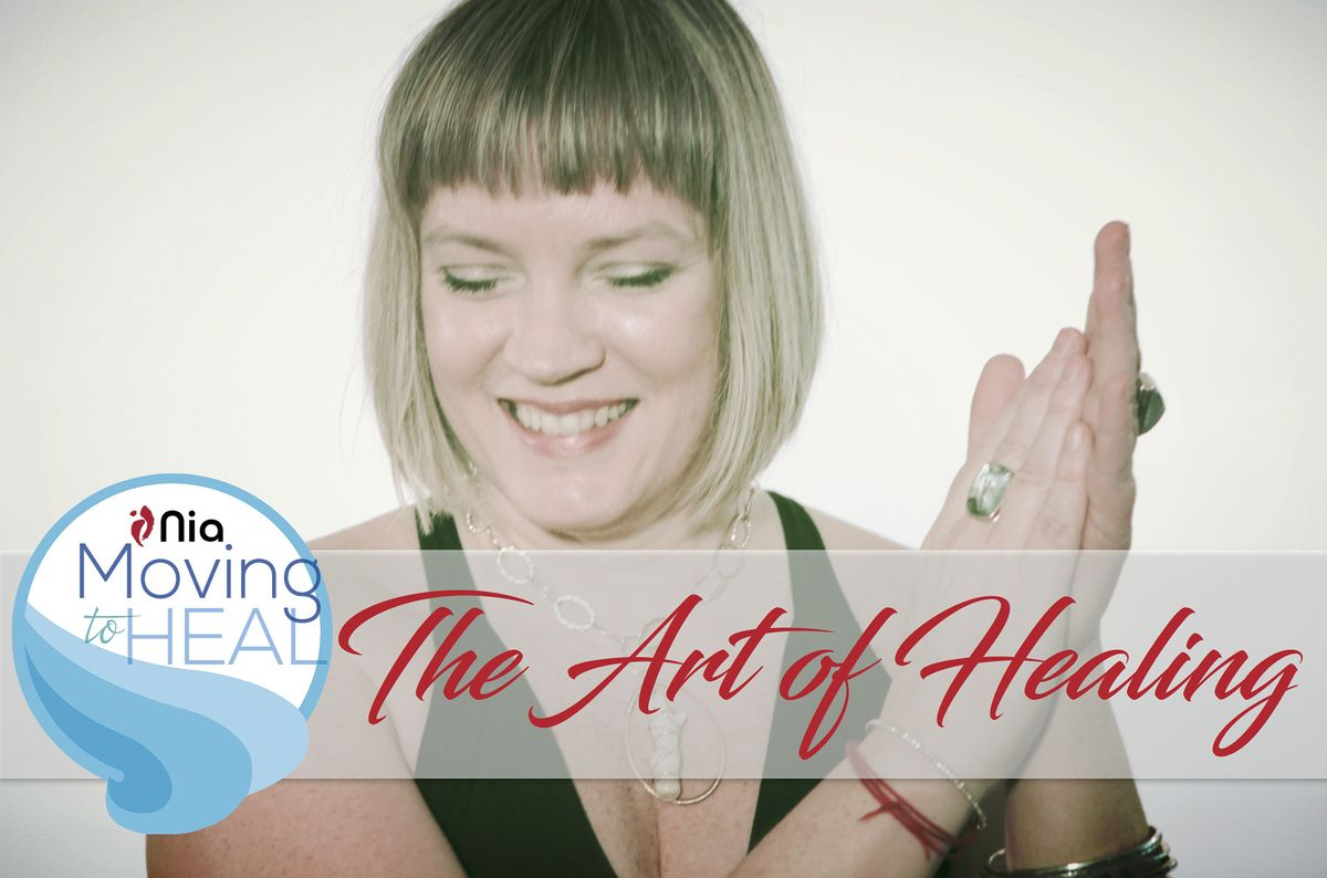 IN PERSON Nia Moving To Heal Training | Sat-Sun 8am - 6:30pm (GMT+2), 9 October | Event in Randburg | AllEvents.in
