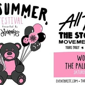 New Date Sad Summer Festival presented by Journeys live