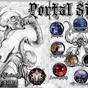 Portal (4to aniversario Sinister Frequency)