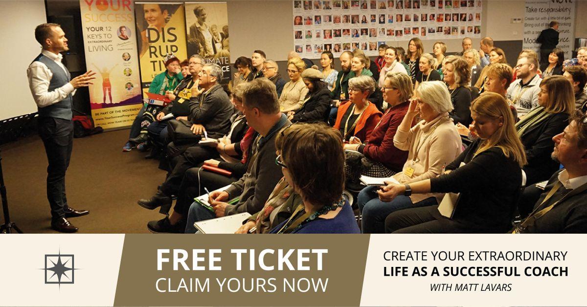 Create Your Extraordinary Life (Hobart)