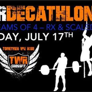 THE TWR DECATHLON