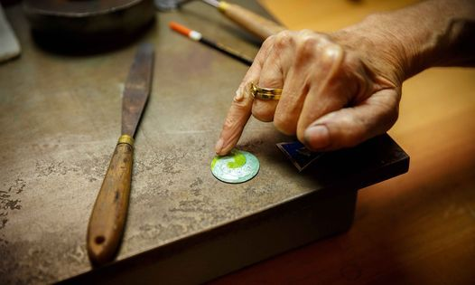 Introduction to Enamelling Technique with Joan Mac Karell, 12 March | Event in London | AllEvents.in