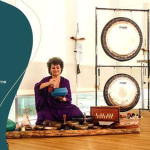 Onsite Meditation Full Moon And Gonging Meditation With Zarine