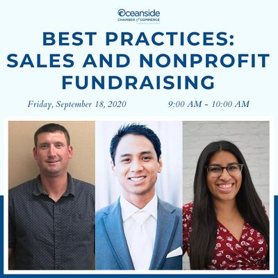 Best Practices Sales and Nonprofit Fundraising Webinar