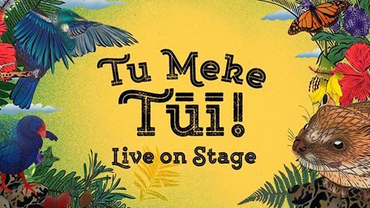 Tu Meke T Live on Stage  Auckland Live Kids