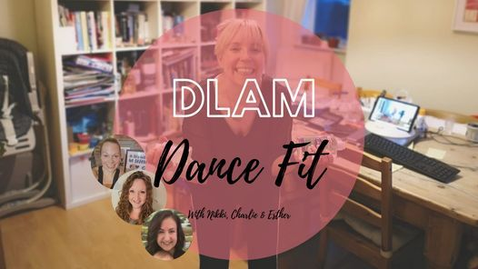 DLAM Dance Fit (Online) | Event in Sale | AllEvents.in