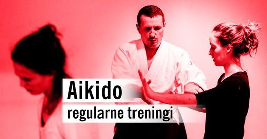 Aikido regularne treningi Przemysawa Baszczaka