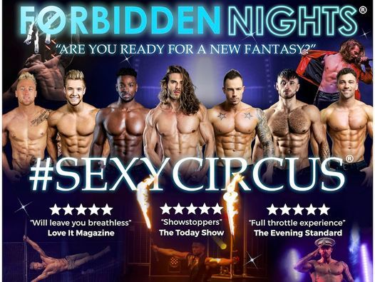 Forbidden Nights, 20 April | Event in Inverness | AllEvents.in
