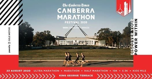 The Canberra Times Marathon Festival 2020
