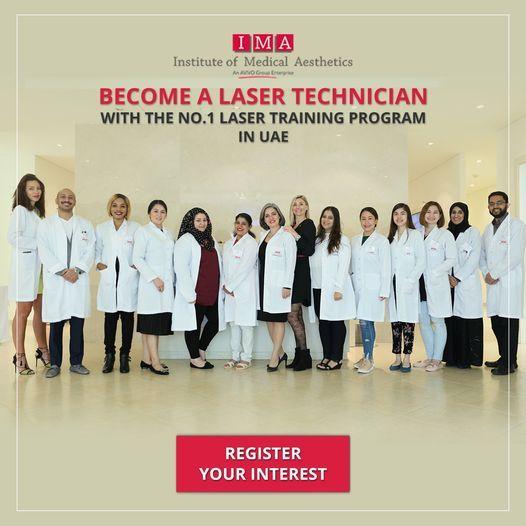 Laser Technician & Therapist Course, 10 October   Event in Dubai   AllEvents.in