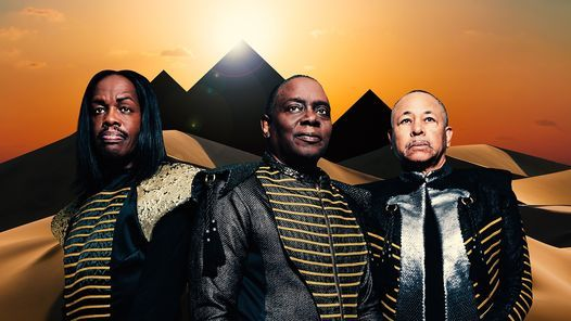 Live at the Garden: Earth, Wind & Fire, 21 October | Event in Memphis | AllEvents.in