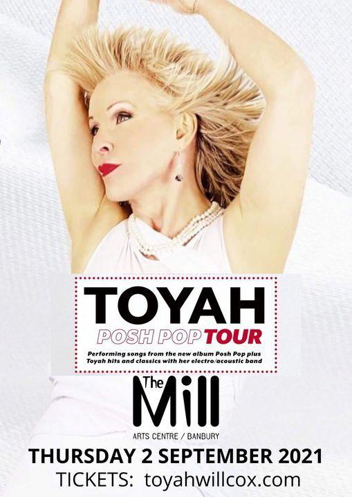 Toyah - Posh Pop, 2 September   Event in Banbury   AllEvents.in
