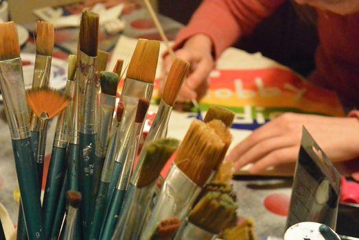 Atelier de pictat sacoșe – LA SEDIU, 21 May | Event in Bucharest | AllEvents.in