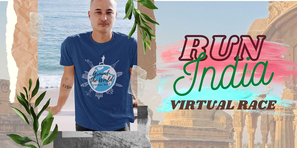 Run India Virtual Race | Online Event | AllEvents.in