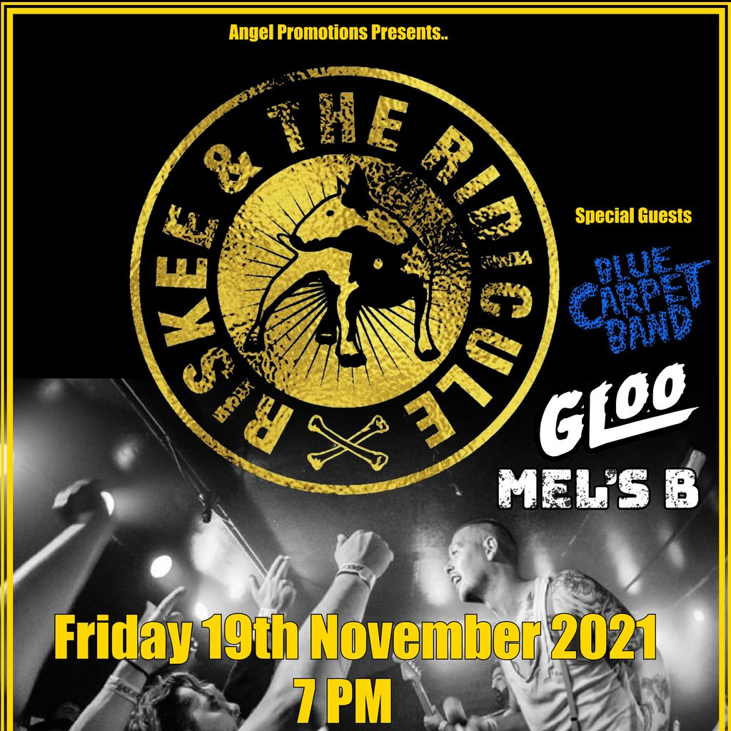 Riskee and the Ridicule, 19 November   Event in Brighton   AllEvents.in