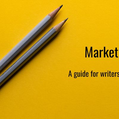 Cooper Street Marketing 101 a Guide for Writers Selling Their Work