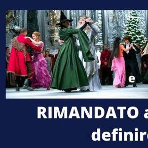 Ballo del ceppo ad Hogwarts