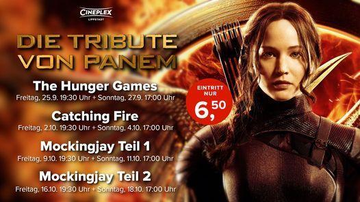 Tribute von Panem: The Hunger Games