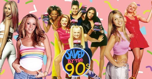 Saved By The 90s - Exeter, 7 May | Event in Exeter | AllEvents.in