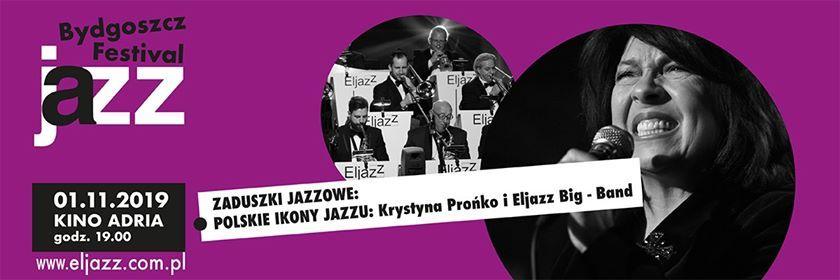 Zaduszi Jazzowe Krystyna Proko i Eljazz Big Band