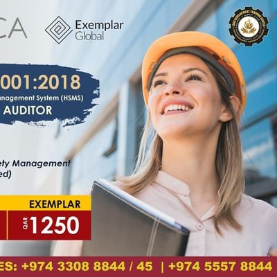 FREE ISO 450012018 IRCA Certified Lead Auditor Course Webinar (DEMO CLASS)