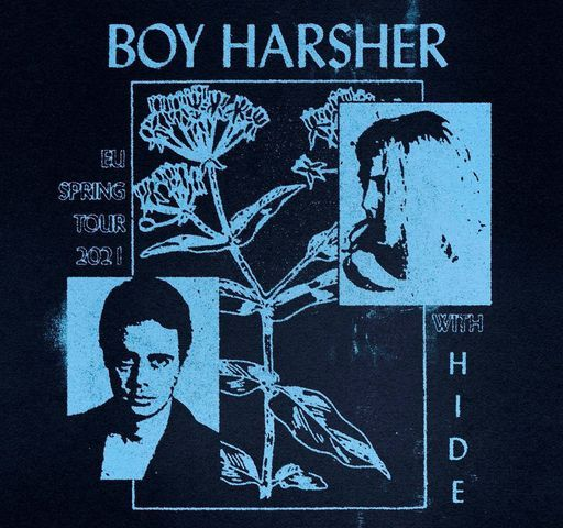Boy Harsher + Hide (Euro Tour 2021) live at MONK // Roma, 9 April | Event in Rome | AllEvents.in